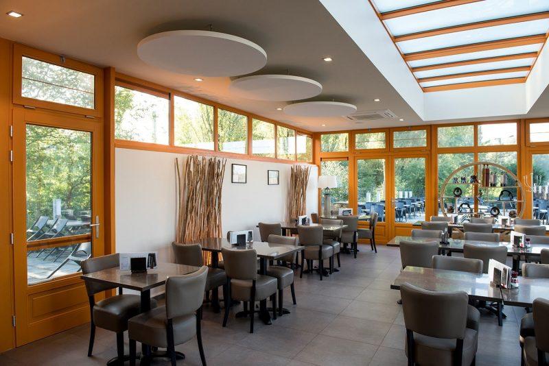 restaurant veranda