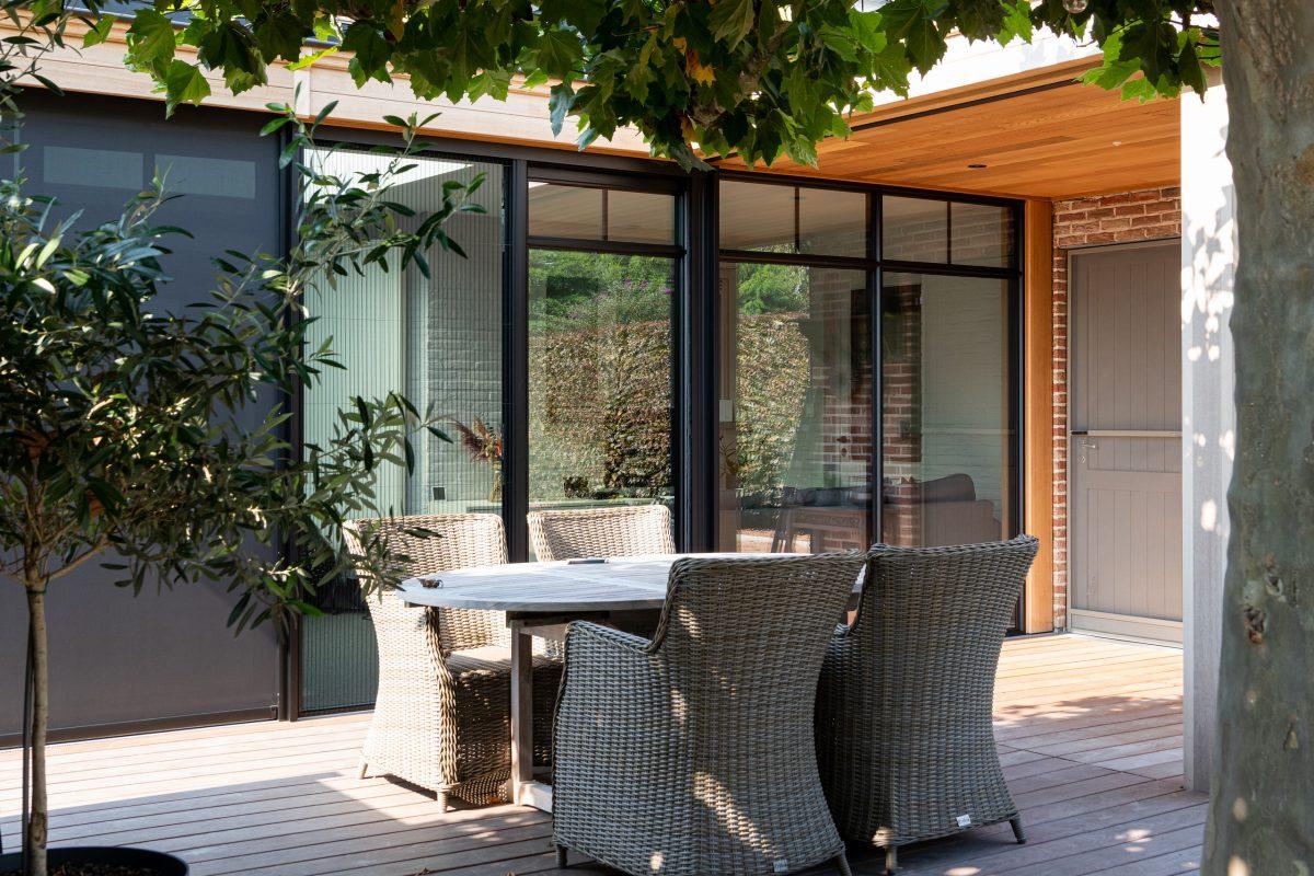 steellook veranda
