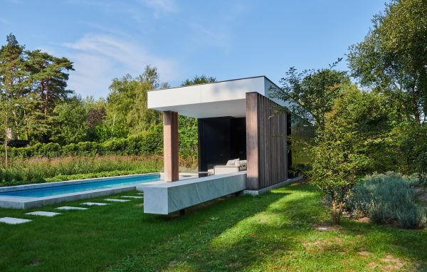 design poolhouse